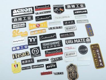 广州标牌公司案例模版 标题制作解决方案